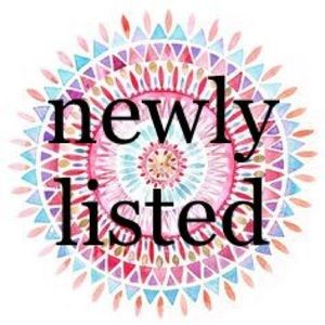Accessories - Newly listed items!